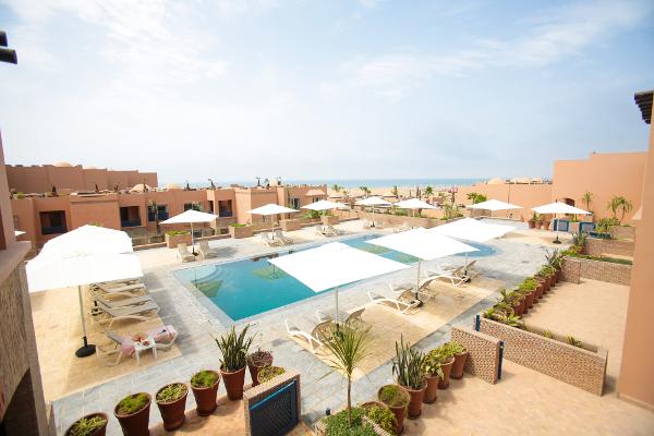 piscine appartement luxe paradis plage