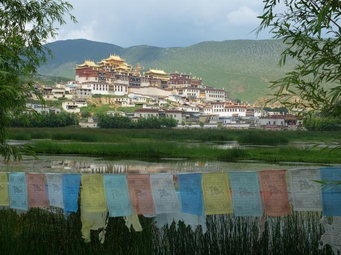 shangri la monastere