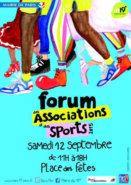 forum associations paris 19 2015