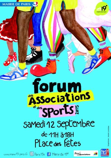 forum associations paris 19 2015