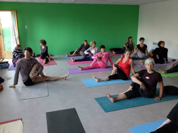 stage hatha yoga clément leurent