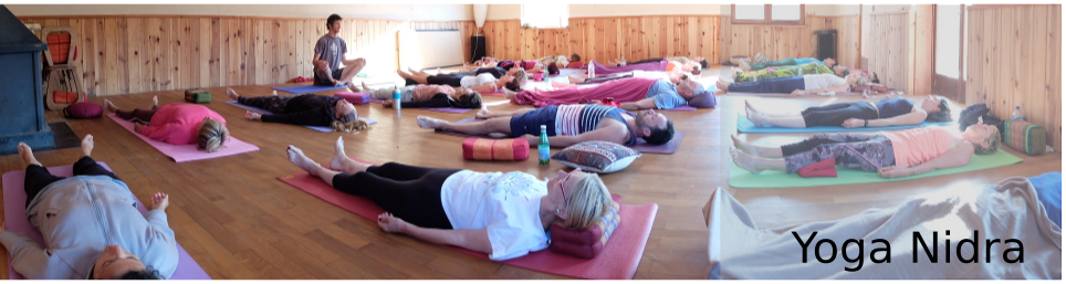 Yoga Meditation Retreat Stage Yoga Lagom
