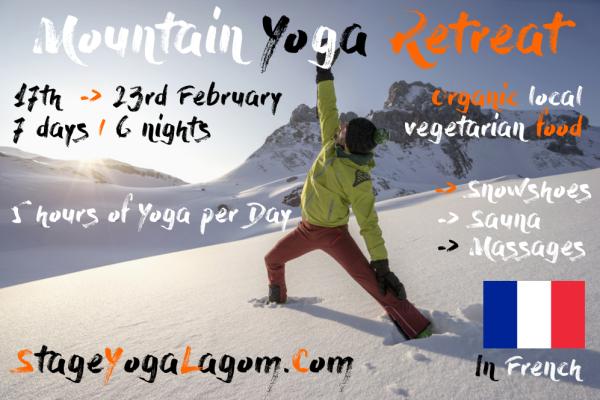 Yoga Retreat Stage Yoga Lagom